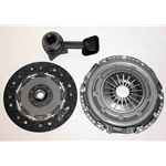 07-304 Clutch Kit: Ford Focus S SE SES ST ZX3 ZX4 ZX5 ZXW - 9-3/8 in.