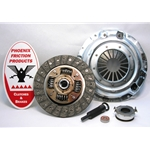 15801 Exedy Stage 1 Organic Racing Clutch Kit: Subaru Baja, Forester, Impreza RS, Legacy - 225mm