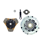 15950 Exedy Stage 2 Ceramic 3 Paddle Racing Clutch Kit: Subaru Baja, Forester, Impreza WRX, Legacy - 230mm