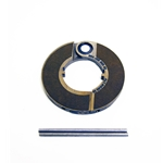 SCB2-2.00L Clutch Brake: Lipe 2 Pc - 2 in.