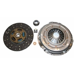 04-172F Fleet Duty Clutch Kit: GM 6.5L Diesel P30 StepVan only - 12 in.