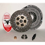 04-121.2 Stage 2 Heavy Duty Clutch Kit: GM Cars, Pickups & Vans - 11 in.