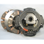 S3488 024 202 New Sachs 15-1/2 in. (380mm) Pull-Type Lite Pedal 2 in. Spline 7 Spring 6 Ceramic Super Button Clutch Set