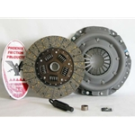 01-015.2DF Stage 2 Dual Friction Clutch Kit: Jeep CJ - 10-1/2 in.