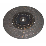 NCD 4215 New Heavy Duty Clutch Disc for Chevy and GMC - 12 in.
