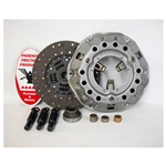 01-025.2DF Stage 2 Dual Friction Clutch Kit: AMC AMX Javelin, Jeep Cherokee CJ Wagoneer - 11 in.