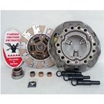 01-025.3C Stage 3 Ceramic Clutch Kit: AMC AMX Javelin, Jeep Cherokee CJ Wagoneer - 11 in.