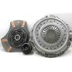 S3400 000 015 New Sachs 14 in. (350mm) Diaphragm 18T x 1-3/4 in. Spline 3 Ceramic Super Button Freightliner Clutch Set