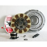 01-035.2K Stage 2 Full Kevlar Clutch Kit: Jeep Cherokee Comanche Wagoneer Wrangler - 10-1/2 in.
