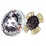 107310-1 New Spicer Style 12.2 in. (310mm) Angle Ring 1-1/2 in. Spline 4 Ceramic Super Button Hino Clutch Set