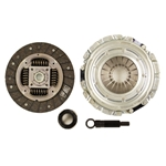 02-211 Solid Flywheel Replacement Clutch Kit: Audi A4, VW Passat 1.8L Turbo - 9 in.