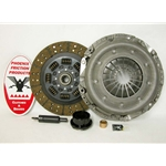 04-154HD Heavy Duty Clutch Kit for Solid Flywheel: GM 6.5L Diesel Pickups, SUVs, and Vans - 12 in.