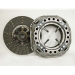 WCCS13F Wood Chipper Clutch Kit with 13 in. Dampened Disc: Ford Engines