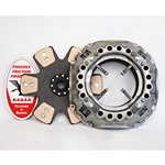 WCCS13FRCB Wood Chipper Clutch Kit with 13 in. Rigid Ceramic Button Disc: Ford Engines