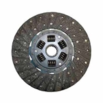 AGD160971 New Clutch Disc for Oliver, White - 12 in.