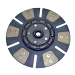 AGD85026CB New Ceramic Button Clutch Disc for Case-IH - 12 in.