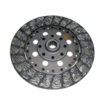 AGD320051 New PTO Outer Clutch Disc for Ford Tractor - 9 in.