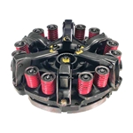 AGC4702DS New PTO Clutch Assembly with Inner Clutch Disc for Ford Tractor - 9 in. Dual Stage