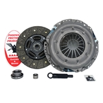 04-089.2 Stage 2 Heavy Duty Clutch Kit: GM 4.3L Pickups & Vans - 11 in.