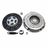 04-122.2SB Stage 2 Heavy Duty Clutch Kit with Steel Back Facings: GM Pickups, SUVs, & Van - 12 in.