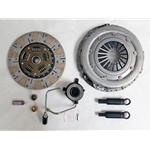 01-034.3C Stage 3 Ceramic Clutch Kit: Jeep Cherokee Comanche Wagoneer Wrangler - 10-1/2 in.