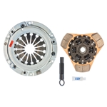 04950 Exedy Stage 2 Ceramic 3 Paddle Racing Clutch Kit: Chevrolet Cobalt, HHR, Pontiac G5 - 225mm