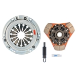 04951 Exedy Stage 2 Ceramic 3 Paddle Racing Clutch Kit: Pontiac Solstice, Saturn Sky 2.4L - 225mm