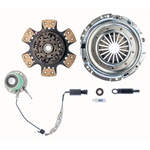 04952 Exedy Stage 2 Ceramic 6 Paddle Racing Clutch Kit: Chevrolet Corvette 6.0L 6.2L 7.0L - 290mm