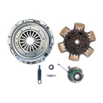 04953 Exedy Stage 2 Ceramic 6 Paddle Racing Clutch Kit: Chevrolet Camaro SS 6.2L - 290mm