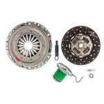 07805CSC Exedy Stage 1 Organic Racing Clutch Kit: Ford Mustang GT Bullitt Shelby 4.6L - 280mm