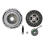 07806CSC Exedy Stage 1 Organic Racing Clutch Kit: Ford Mustang GT Bullitt Shelby 4.6L 26 Spline - 280mm