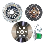 07808FW Exedy Stage 1 Organic Racing Clutch and Flywheel Kit: Ford Mustang 4.0L - 254mm