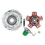 07952PCSC Exedy Stage 2 Ceramic 5 Paddle Racing Clutch Kit: Ford Mustang SVT Cobra - 280mm