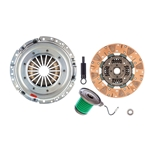 07953CSC Exedy Stage 2 Ceramic Racing Clutch Kit: Ford Mustang SVT Cobra 26 Spline - 280mm