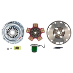 07953PFW Exedy Stage 2 Ceramic 5 Paddle Racing Clutch and Flywheel Kit: Ford Mustang Shelby GT500 GT500KR 5.4L 26 Spline - 280mm