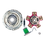 07953PCSC Exedy Stage 2 Ceramic 5 Paddle Racing Clutch Kit: Ford Mustang SVT Cobra 26 Spline - 280mm
