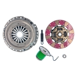 07955CSC Exedy Stage 2 Ceramic Racing Clutch Kit: Ford Mustang GT Bullitt Shelby 4.6L - 280mm