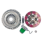07956CSC Exedy Stage 2 Ceramic Racing Clutch Kit: Ford Mustang GT Bullitt Shelby 4.6L 26 Spline - 280mm