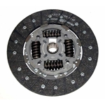 NCD 20044 New LuK Clutch Disc 324 0366 10 for Chevrolet Cobalt SS - 9-1/2 in.