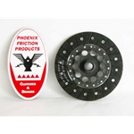 NCD 2346 New LuK Clutch Disc LD2346 for Acura TL Honda Accord  V6 - 9-3/8 in.
